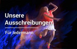 Badminton Ausschreibungen Mecklenburg-Vorpommern