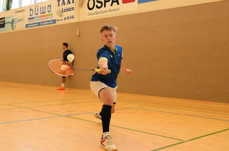 1. NRLT U17/U19: 1x Platz 1, 1x Platz 3 für Fabian