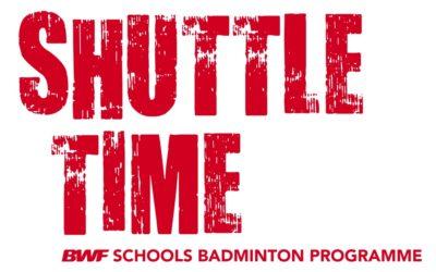 Ausbildung BWF Shuttle Time Teacher