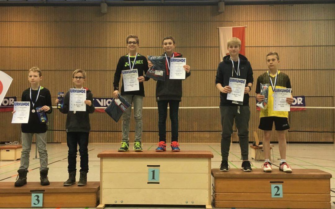 Luca Wiechmann gewinnt Deutsche Rangliste