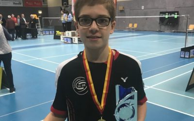 1. NRLT U13/U15: Luca startet mit Sieg in Norddeutsche Ranglistensaison