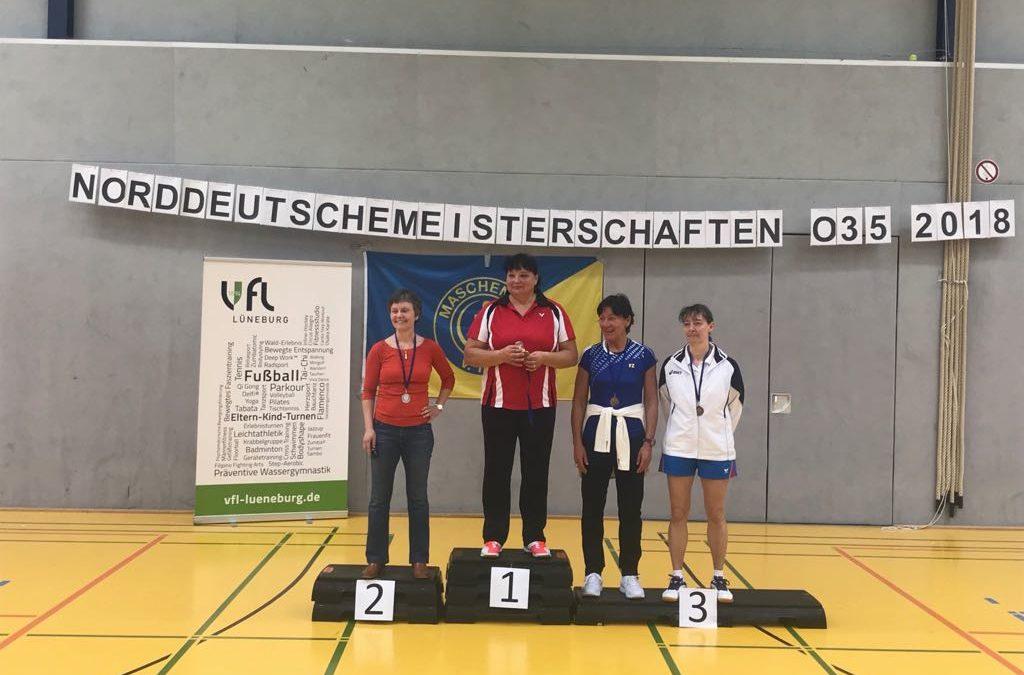 Bericht Norddeutsche Meisterschaften O35